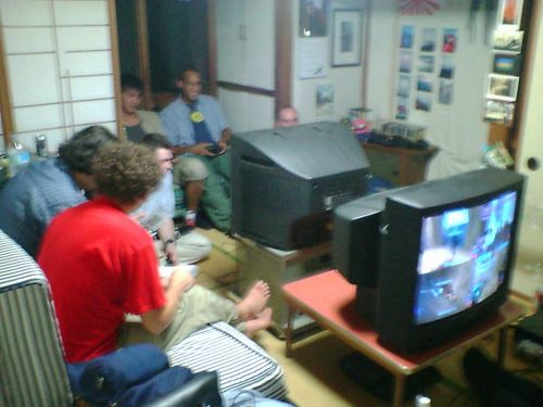 Eight-player Halo 2, June 2005