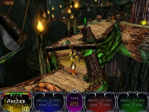 Gauntlet Legends Screenshot 5