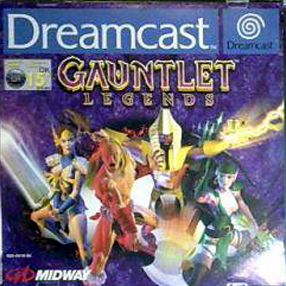 Gauntlet legends box