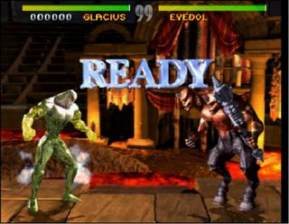 Killer Instinct ready screen