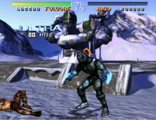 Killer Instinct 80 hit Combo