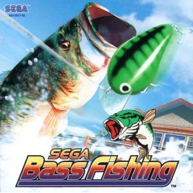 Sega Bass Fishing Dreamcast Box