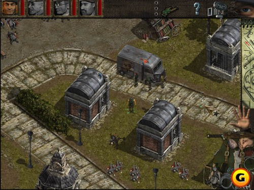 Commandos Beyond The Call Of Duty screenshot 1