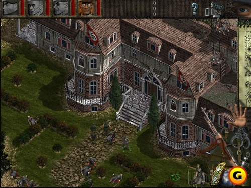 Commandos Beyond The Call Of Duty screenshot 2