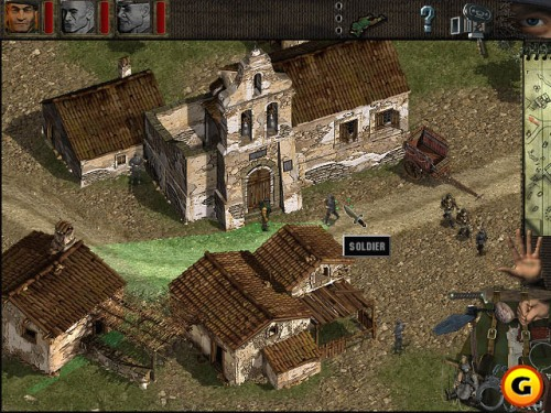 Commandos Beyond The Call Of Duty screenshot 3