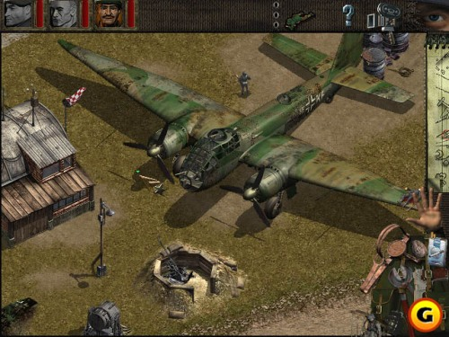 Commandos Beyond The Call Of Duty screenshot 4