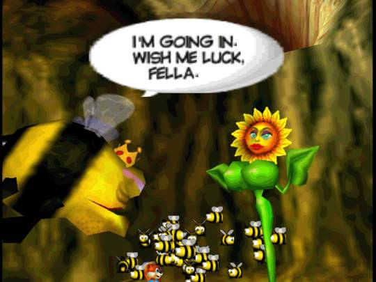 conkers bad fur day ps2