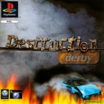 Destruction Derby (Playstation, 1995)