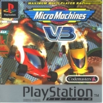 Micro Machines V3 (Playstation, 1998)