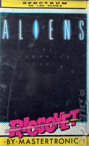 Aliens (Spectrum, 1987)