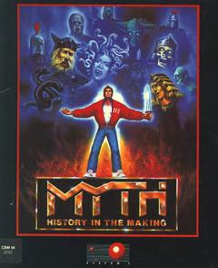 Myth: History In The Making (Amstrad, 1989)