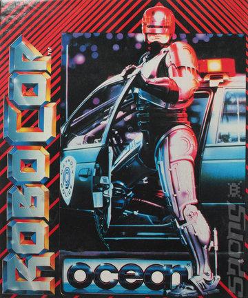 RoboCop (Amstrad, 1988)