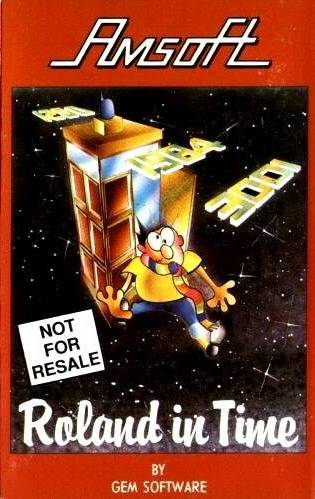 Roland In Time (Amstrad, 1985)