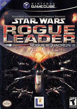 Star Wars: Rogue Leader (Gamecube, 2002)